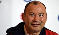 Eddie Jones will miss the start of England's training camp