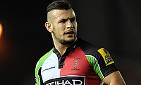Danny Care has made 289 appearances for Harlequins