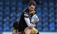 Josh Bassett has made 136 appearances for Wasps