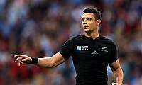 Dan Carter was part of 2011 and 2015 World Cup winning New Zealand squads
