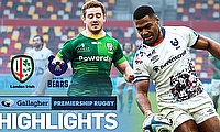 Video Highlights: Gallagher Premiership - Round 10