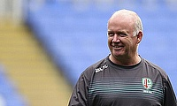 Declan Kidney praises 'smashing' London Irish ahead of Leicester Tigers challenge