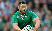 Cian Healy has played 107 Tests for Ireland