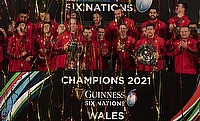 Wales were the winners of the 2021 Six Nations