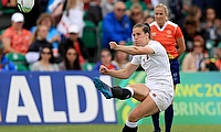 Emily Scarratt contributed with 24 points