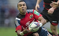 Simon Zebo previously played for Munster between 2010 and 2018