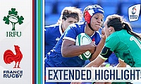 Highlights: Women's Six Nations - Round 3