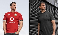Canterbury launches the British & Irish Lions official kit collection