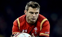 Dan Biggar kicked two penalties and a conversion