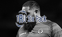 TRU Six Pack - Charlie Faumuina, Toulouse/All Blacks