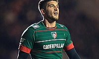 Owen Williams also played for Leicester Tigers between 2013 and 2017