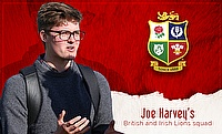 Picking Lions – Joe Harvey's British and Irish Lions Squad
