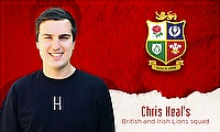 Picking Lions – Chris Heal's British and Irish Lions Squad