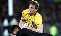 Dane Haylett-Petty has played 38 Tests for Australia
