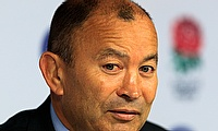 Eddie Jones is contracted to Rugby Football Union until the 2023 World Cup