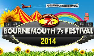 Heathrow Express Sponsors Bournemouth 7s Festival 2014