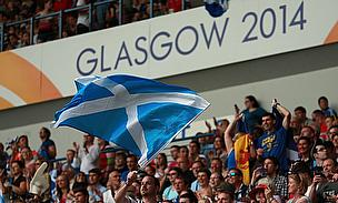 Fans celebrated two days of rugby sevens at the Commonwealth Games
