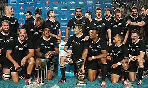 All Blacks win the Rugby Championship