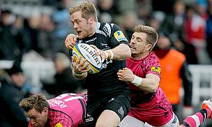 Alex Tait has extended his stay at Kingston Park