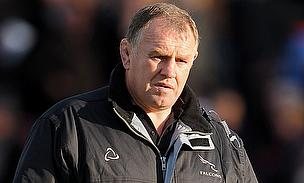 Newcastle Falcons director of rugby Dean Richards is pleased to see his side among the tries