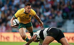 Israel Folau's clash against Ben Smith will be one to watch as the Waratahs take on the Highlanders