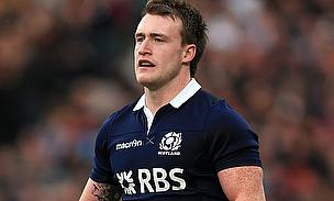 Stuart Hogg insists no-one is guaranteed a place in Scotland's World Cup squad