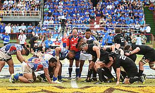 Samoa impressed against New Zealand