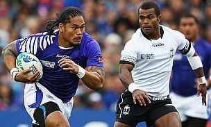 Samoa name World Cup Squad