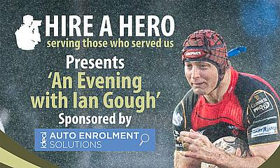 Rodney Parade set for An Evening With Ian Gough in aid of Hire A Hero