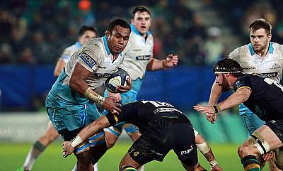 Second-rower Leone Nakarawa to depart Glasgow for France
