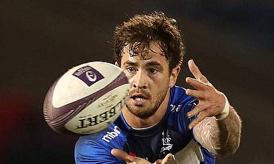 Danny Cipriani went out on a winning note in his final game for Sale