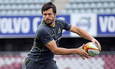 Adam Ashley-Cooper was included in the Australian squad for the Rugby Championship.