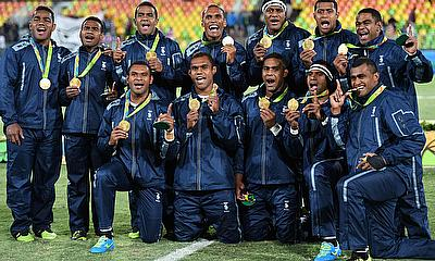 Fiji gears up to welcome Olympic winners