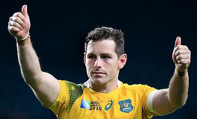 Bernard Foley scored 18 of Australia's 23 points to earn victory over South Africa in Brisbane