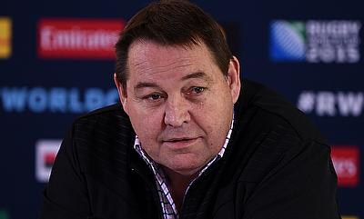 Steve Hansen also wants a clash between European Champions and Super Rugby winners
