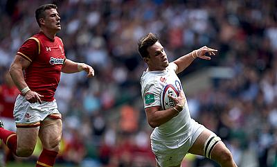 England's Jack Clifford has been ruled out for 10 weeks by ankle surgery