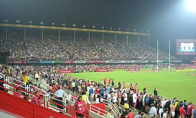 Dubai 7s Crowd
