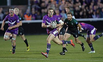 Loughborough and Hartpury College setting early pace