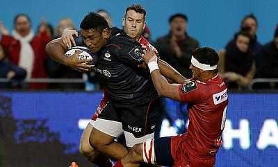 Saracens' Mako Vunipola was outstanding against Leicester