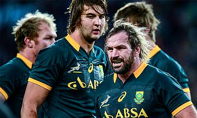 South Africa draw with star-studded Barbarians