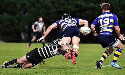 Chinnor in action against Old Elthamians