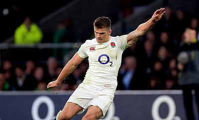 Owen Farrell scored 19 of England's points