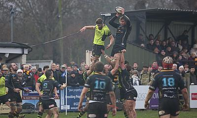 Chinnor's run comes to an end