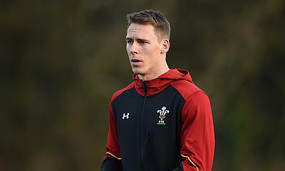 Liam Williams will be hoping to impress at full-back