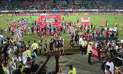 England finish the day strongly at Dubai 7s