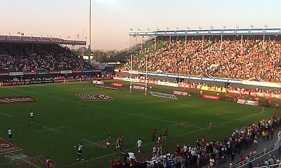 Huge Crowds at Dubai7s for 2016 Finals