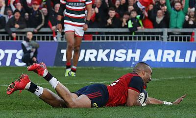 Munster hand Leicester Tigers record 38-0 defeat