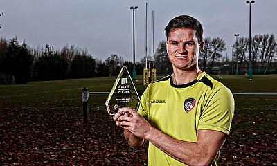 Freddie Burns named Aviva Premiership Rugby player of the month