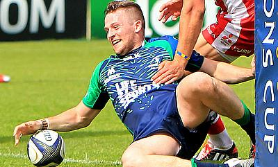 Jack Carty starred with the boot for Connacht