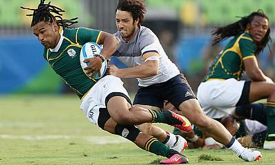 From Dubai to CapeTown - the high flying Blitzboks
